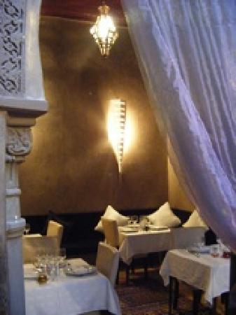 Le Nabab : représente un des trois salons