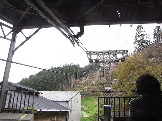 Yoshinoyama Ropeway: 吉野山ロープウェイ