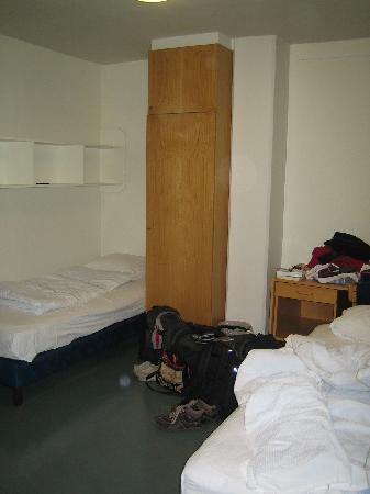 Hotel Edda - ML Laugarvatn: Unser Zweibettzimmer