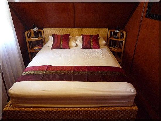 Starbay Beach and Gardens : Schlafzimmer 1 von 2