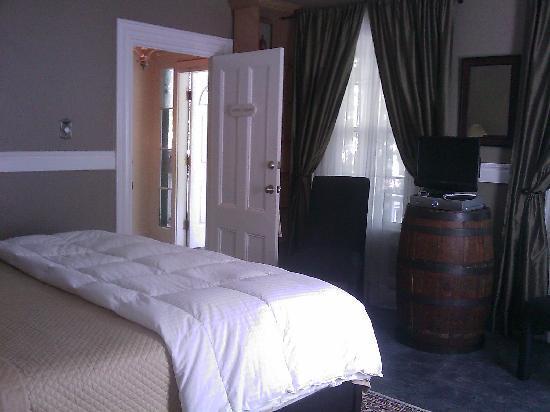 The Thistle Inn: Our room