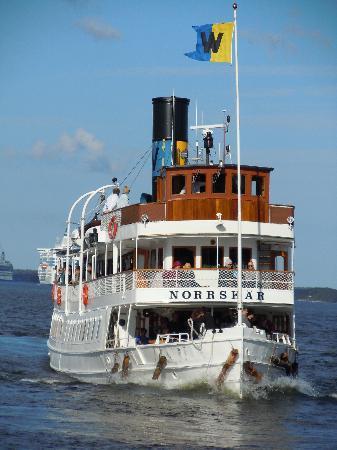 Sztokholm, Szwecja: ..ein Ausflug mit der Fähre durch die Skärenlandschaft..unbedingt mitmachen