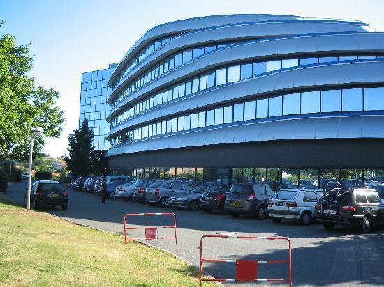 Novotel Poitiers Site du Futuroscope : l'esterno