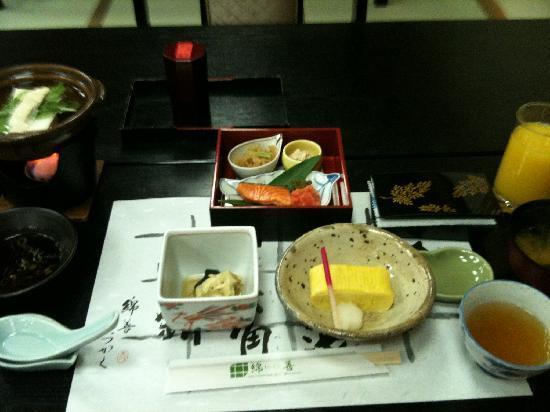 Watazen: beautiful breakfast