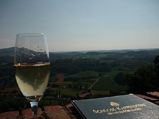 Schloss Kapfenstein: Edler Wein und traumhafte Aussicht