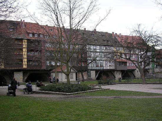 Merchant's Bridge: The bridge