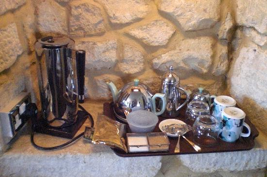 St Michael's: Tea & coffee making facility