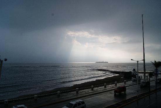 Hotel Playa Veracruz: vista dalla stanza