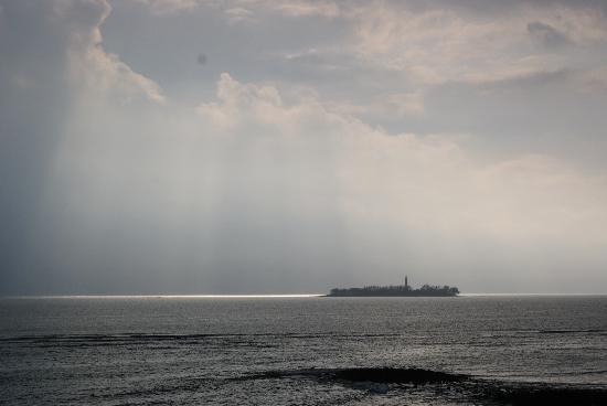 Hotel Playa Veracruz: isla sacrificio