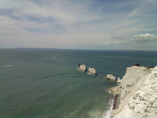 Île de Wight, UK : Some more of Needles