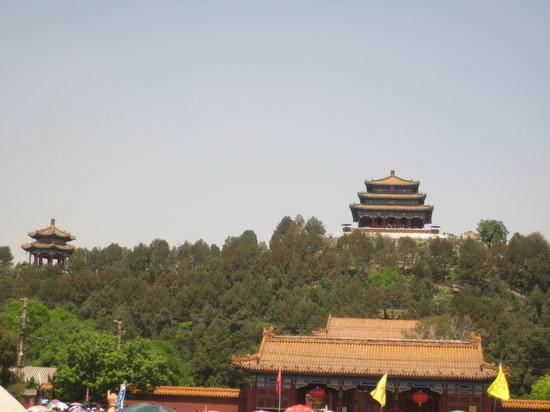 Πάρκο Jingshan (Yingshan Gongyuan)
