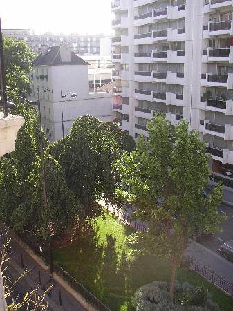 Hotel Maxim Quartier Latin : vista dall'hotel