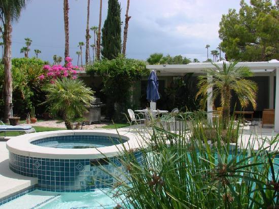 Sun Cabana : spa