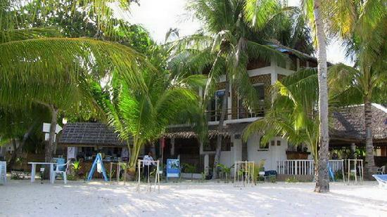 Malapascua Exotic Island Dive & Beach Resort: Ankunft im Resort