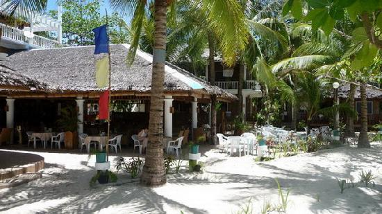 Malapascua Exotic Island Dive & Beach Resort: Restaurant