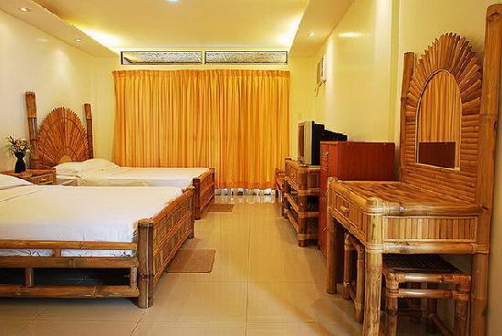 มาลาปาสคัวเอโซติคไอซ์แลนด์ไดฟ์แอนด์บีชรีสอร์ท: Zimmer für bis zu 4 Personen
