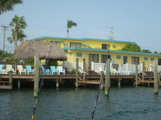 BayView Inn Motel and Marina: bayview