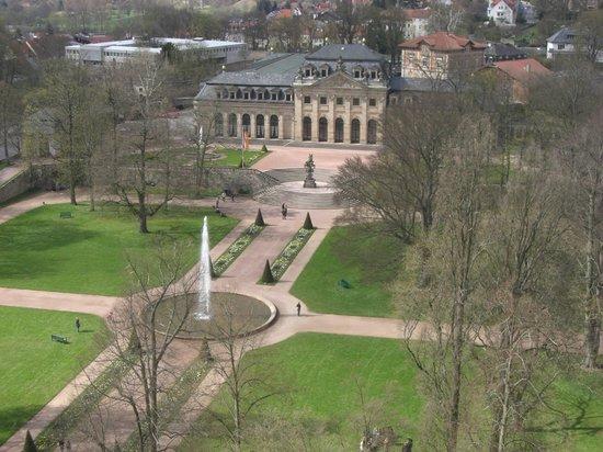 Schlossgarten Fulda