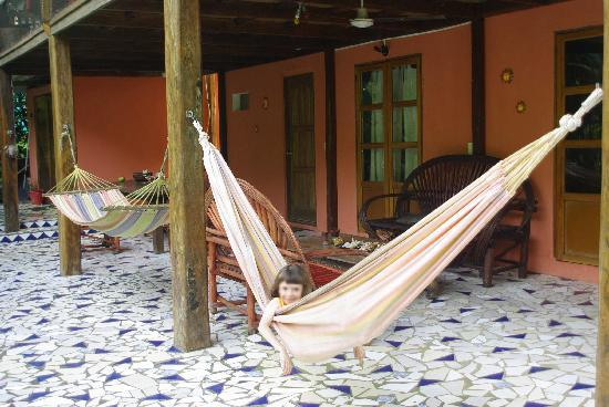 Bambu Guest House : Hammock