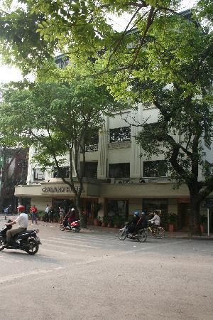 Galaxy Hotel Hanoi: Hotel