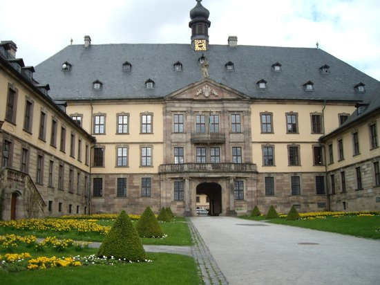 Stadtschloss City Palace Fulda