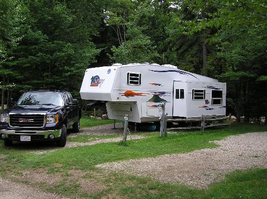 Country Bumpkins Campground and Cabins: Ahhhh vacation