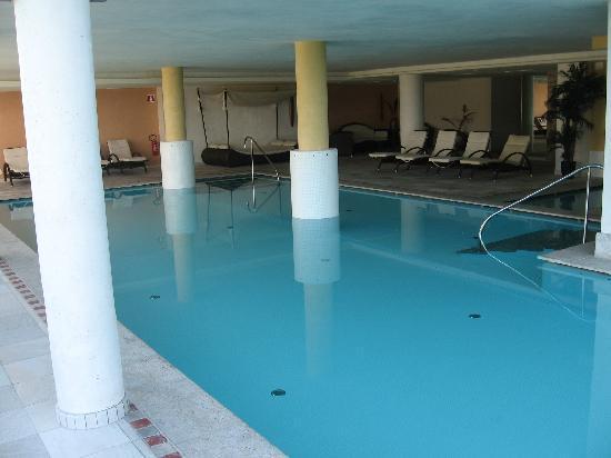 Hotel Santner Alpine Sport & Relax: piscina