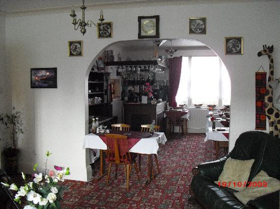 The Lyndsay Guest House: Lounge