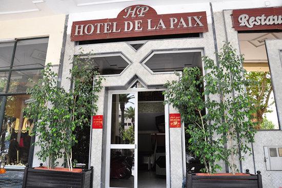 hotel de la paix Fez