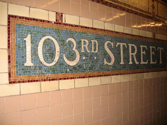 Margot Guest House: 103rd St (nearest subway)