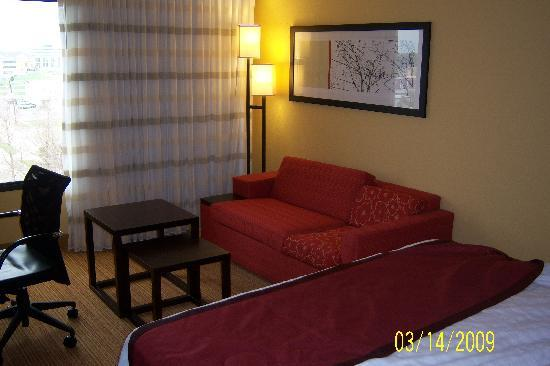 Courtyard New Orleans Metairie: The Nice room