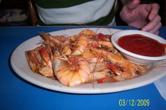 Kenner, Louisiane : Boiled Shrimp!