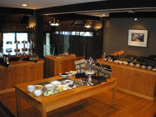 Edgewater: Sargood's breakfast buffett