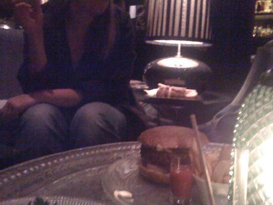 Restaurant DaCaio: Besonderer Tipp: Auch der Cheeseburger im Da Caio ist ein Hit!