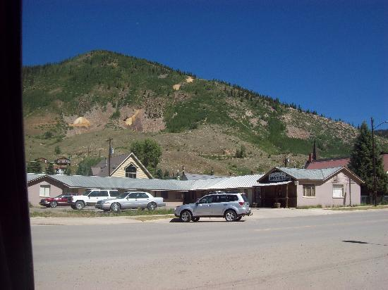 Prospector Motel: I'd stay here again!