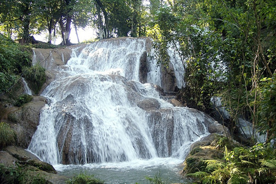 Chiapas, Mexico: Agua Azul