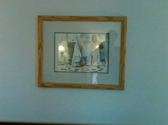 Days Inn Havelock : nice wall art