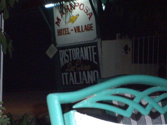 Gambino's Italian Restaurant: Rainy night dinner