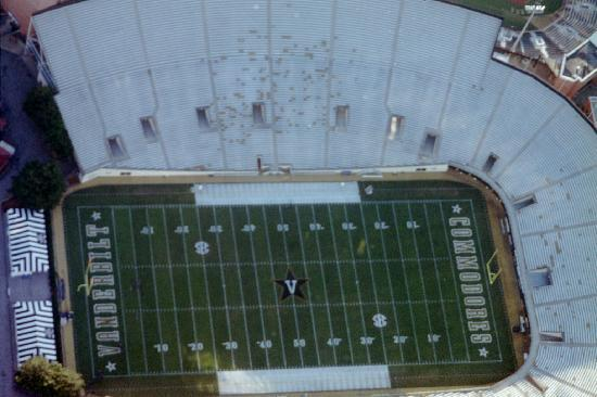 Franklin, TN: Vandy football