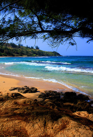 Kauai Photo Tours: Hidden beach