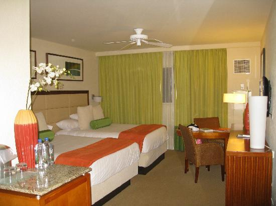 Hyatt Regency Aruba Resort and Casino : My garden view room