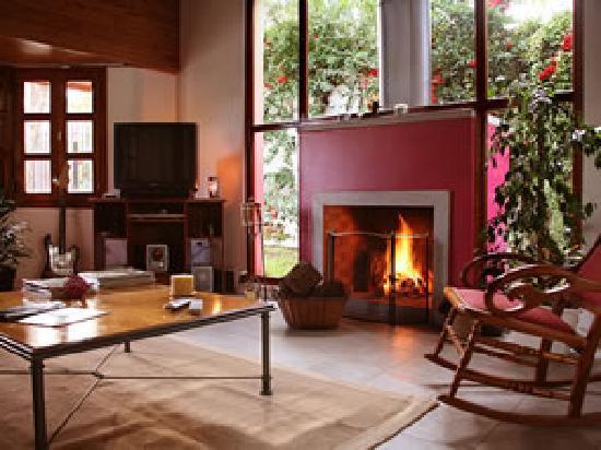 La Morada: sala de estar