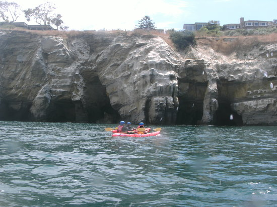 Bike and Kayak - La Jolla