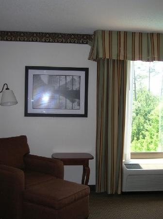Hampton Inn Columbia Northeast-Fort Jackson Area : reading area