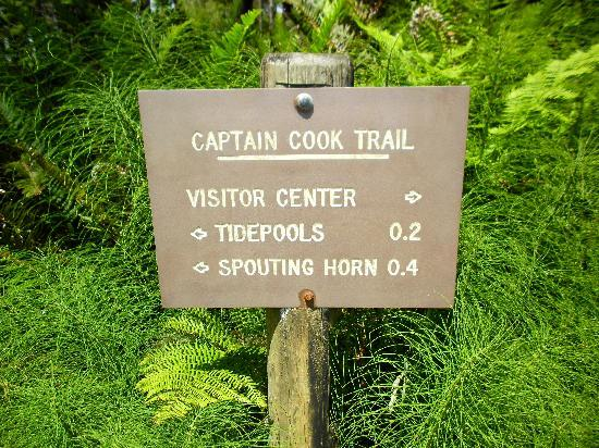Yachats, Oregón: Well-marked trails