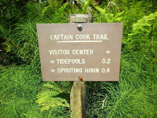 Yachats, Орегон: Well-marked trails