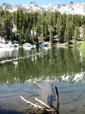 emerald lake picture of mammoth lakes california tripadvisor
