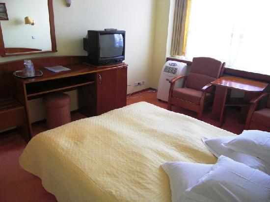 Hotel Aurora : Doppelzimmer