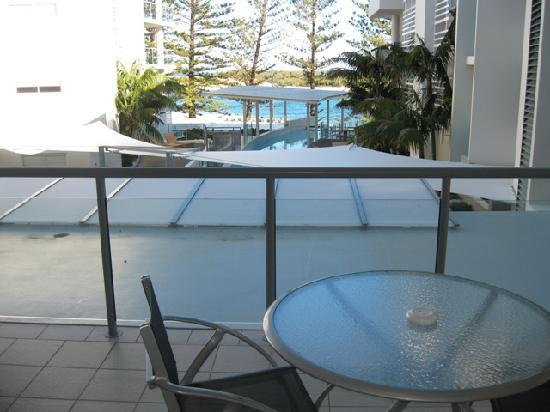 Rumba Beach Resort: Balcony - apt 205
