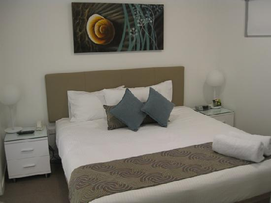 Rumba Beach Resort: Bedroom - apt 205